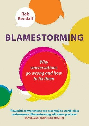 Download Blamestorming Book