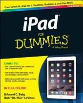 iPad For Dummies: Edition 7