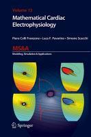 Mathematical Cardiac Electrophysiology PDF