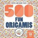 500 Origamis