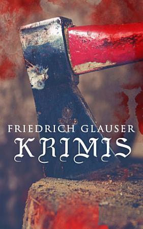 Friedrich Glauser Krimis PDF
