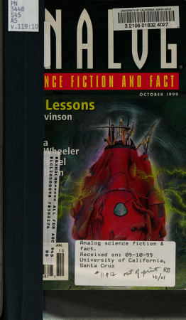 Analog Science Fiction   Fact PDF