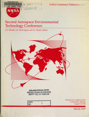 Second Aerospace Environmental Technology Conference