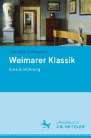 Weimarer Klassik PDF