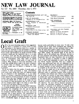 New Law Journal PDF