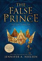 The False Prince  The Ascendance Series  Book 1  PDF