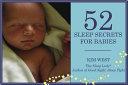 52 Sleep Secrets For Babies Book PDF