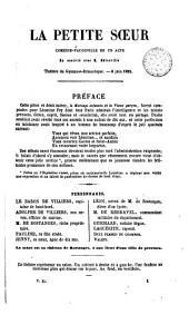 Théatre de Eugène Scribe: Volume7