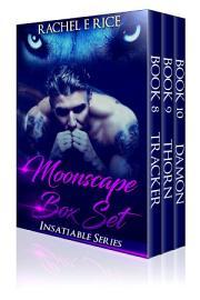 Moonscape Box Set  New Adult Werewolf Billionaire Shifter Billionaire Werewolf Series  Books 8 10 PDF