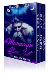 Moonscape Box Set (New Adult Werewolf Billionaire Shifter Billionaire Werewolf Series) Books 8-10: new adult werewolf billionaire werewolf shifter erotic romance