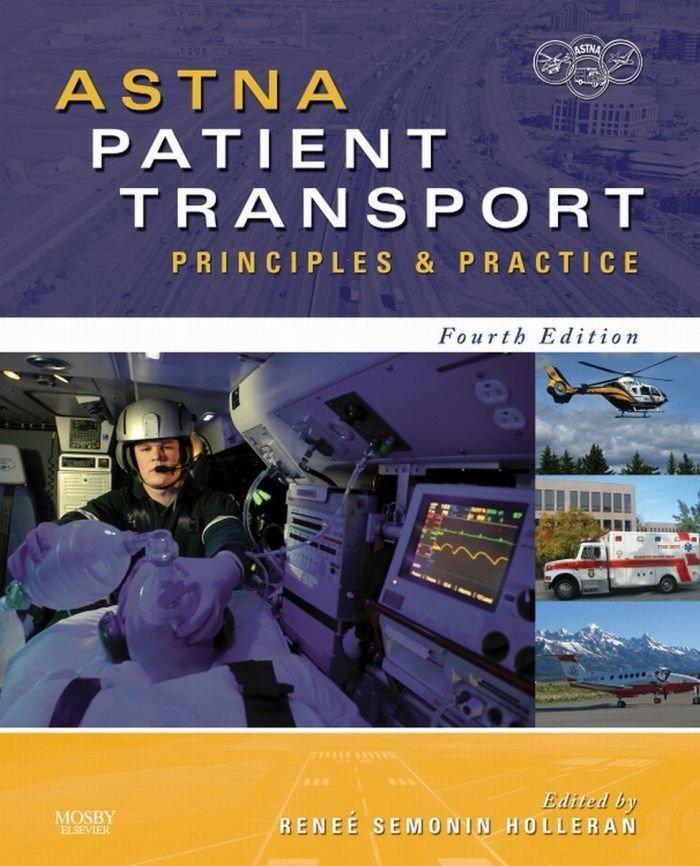 ASTNA Patient Transport - E-Book