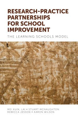 Research practice Partnerships for School Improvement