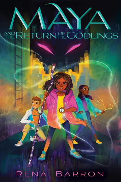 Download Maya and the Return of the Godlings Book
