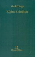 Kleine Schriften PDF