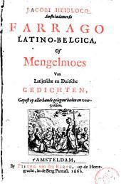 Farrago Latino-Belgica
