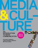 Media and Culture 7e with 2011 Update PDF