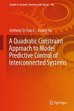 A Quadratic Constraint Approach to Model Predictive Control of Interconnected Systems