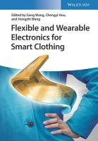 Flexible and Wearable Electronics for Smart Clothing PDF