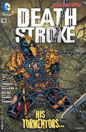 Deathstroke (2012-) #19