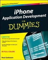 IPhone Application Development For Dummies PDF