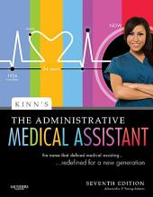 Kinn's The Administrative Medical Assistant: An Applied Learning Approach, Edition 7