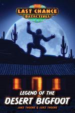 Legend of the Desert Bigfoot