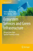 Ecosystem Services and Green Infrastructure