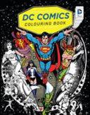 DC Comics Colouring Book Book