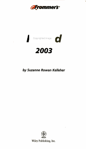 Frommer s Ireland 2003 PDF