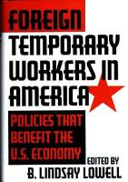 Foreign Temporary Workers in America PDF