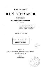 Souvenirs d'un Voyageur: Nouvelles