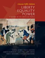 Liberty  Equality  Power  Concise PDF
