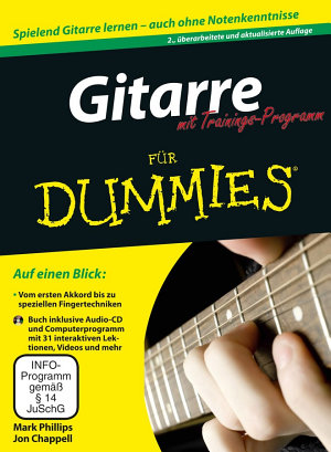 Gitarre f  r Dummies mit Trainings Programm PDF