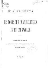 Historische wandelingen in en om Zwolle