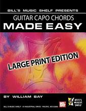 Guitar Capo Chords Made Easy
