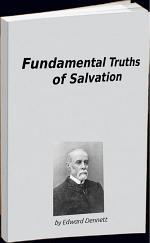 Fundamental Truths of Salvation