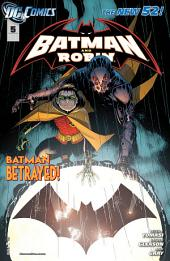 Batman and Robin (2011- ) #5