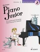 Piano Junior Performance