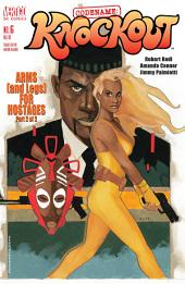 Codename: Knockout (2001-) #6