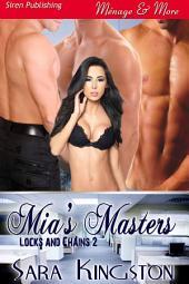 Mia's Masters [Locks and Chains 2]