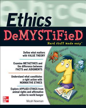 Ethics DeMYSTiFieD PDF