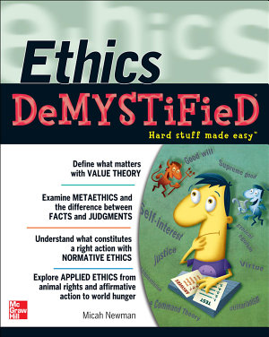 Ethics DeMYSTiFieD PDF