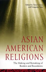 Asian American Religions Book