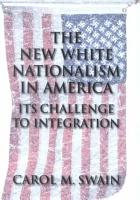 The New White Nationalism in America PDF