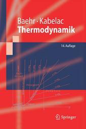 Thermodynamik: Grundlagen und technische Anwendungen, Ausgabe 14