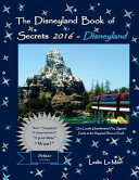 The Disneyland Book of Secrets 2016   Disneyland PDF