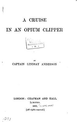 A Cruise in an Opium Clipper
