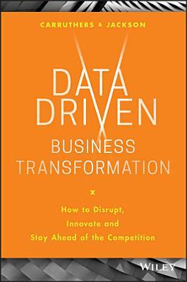 Data Driven Business Transformation PDF
