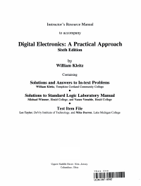 Instructors Resource Manual with Solutions and Test Item File PDF