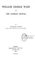 William George Ward and the Catholic Revival PDF